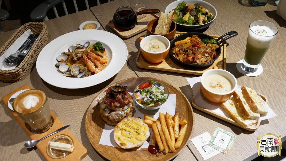 【台南-北區美食】會ㄉㄨㄞㄉㄨㄞ晃無重力的舒芙蕾,視覺味覺都超療癒❤『Wonder Food 餐館』提供猶如做給家人吃的那份單純心意!