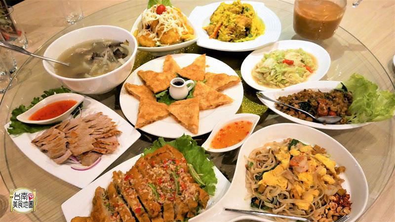 受保護的文章:【台南-東區美食】雅緻氛圍品嚐創意泰式好料理,超適合家人朋友或工商聚餐喔﹡ˆ﹀ˆ﹡『恰凸恰泰式餐廳』提供商業午餐,更有年節大菜啦!
