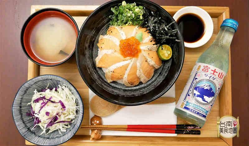 台南美食-丼丸-donmaru
