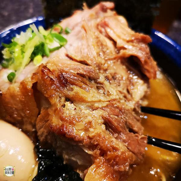 【台南-北區美食】台南必吃的拉麵,一碗用生命守護熬煮的職人拉麵