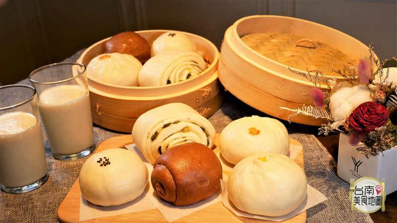 【台南-中西區美食】私家手工製作老麵饅頭,豐富多量餡料包子贏得在地人口碑推薦