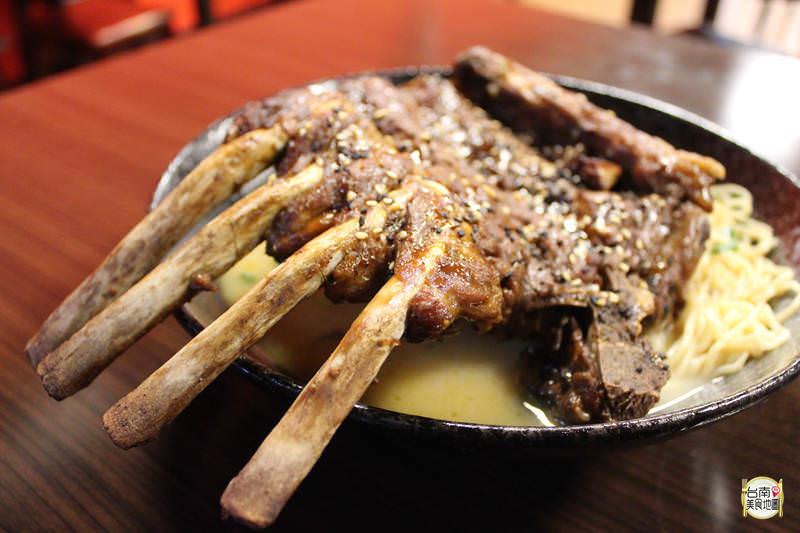 【台南-永康區美食】平價拉麵新口味,給你滿滿的視覺震撼