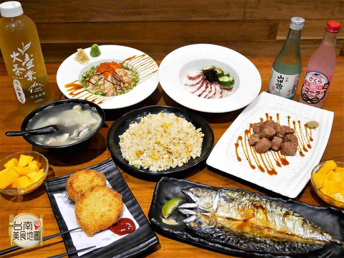 台南美食-龍壽司