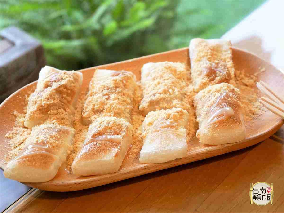 台南美食點心-艾摩多手工杏仁豆腐