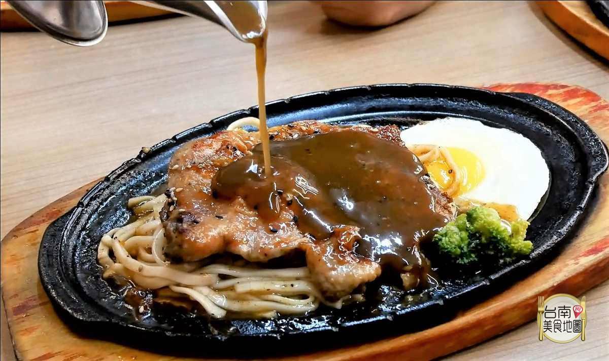 台南美食-竹之青-牛排部屋