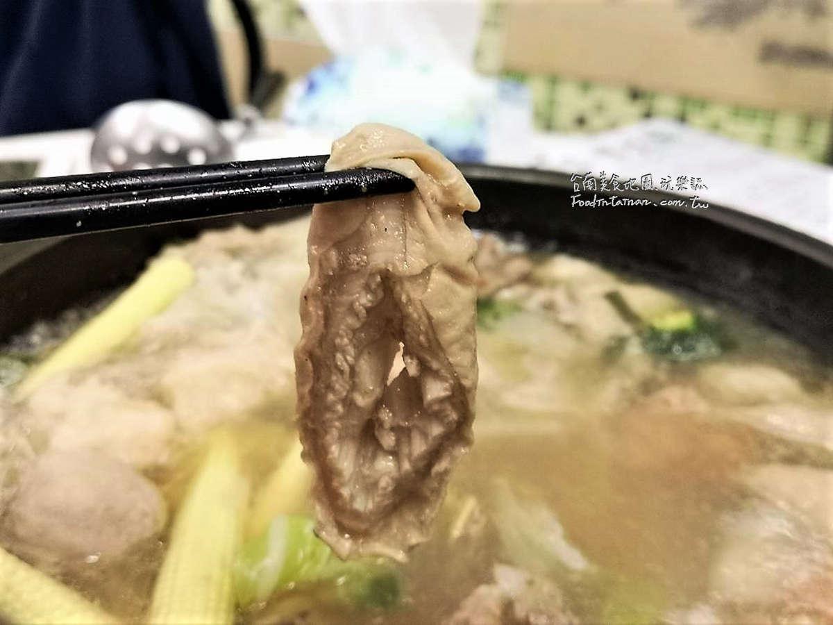 台南美食宵夜點心-小北觀光夜市-真味火鍋