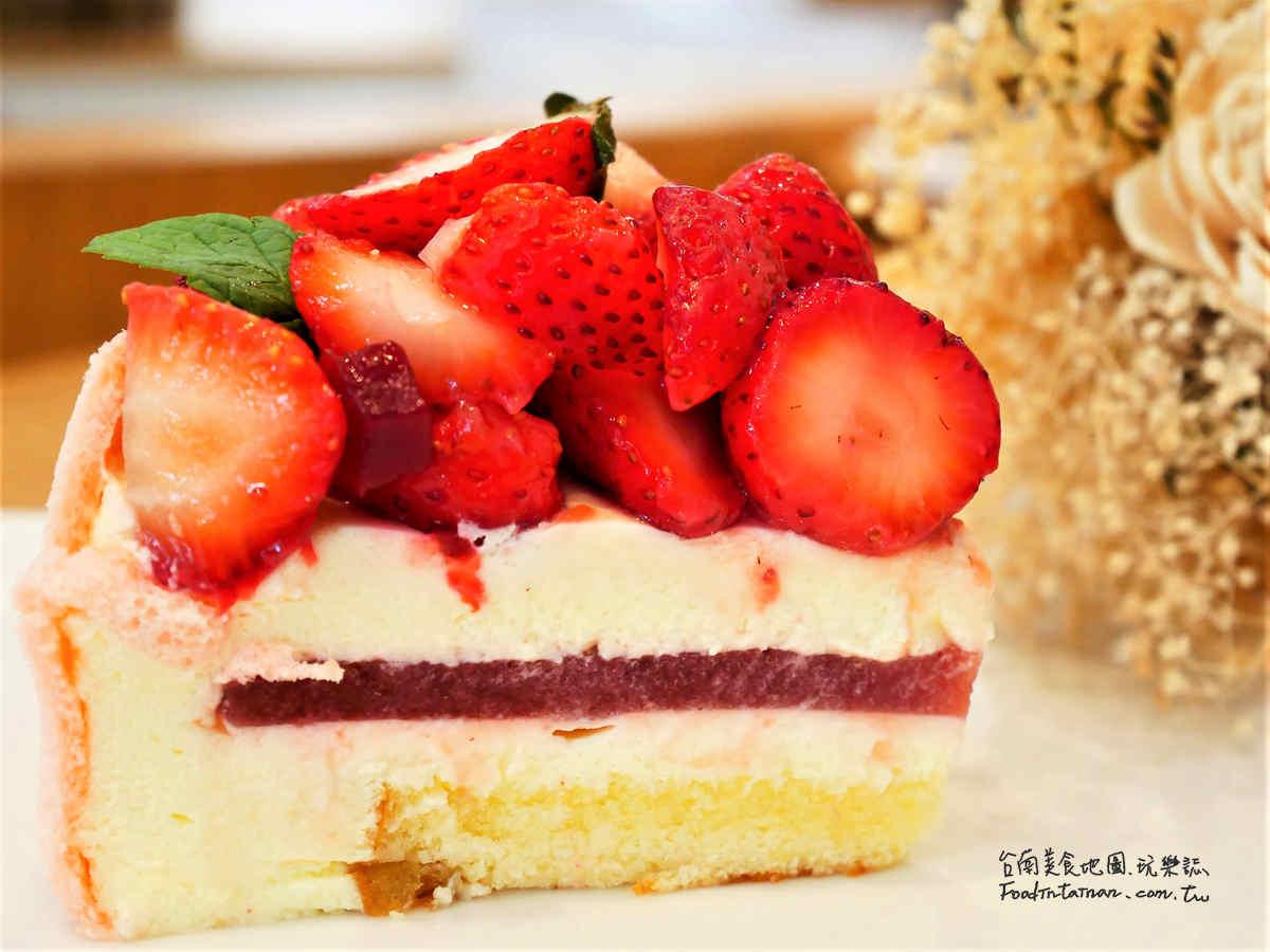 台南下午茶點心甜品美食-Celso Pâtisserie 漫步左岸法式甜點