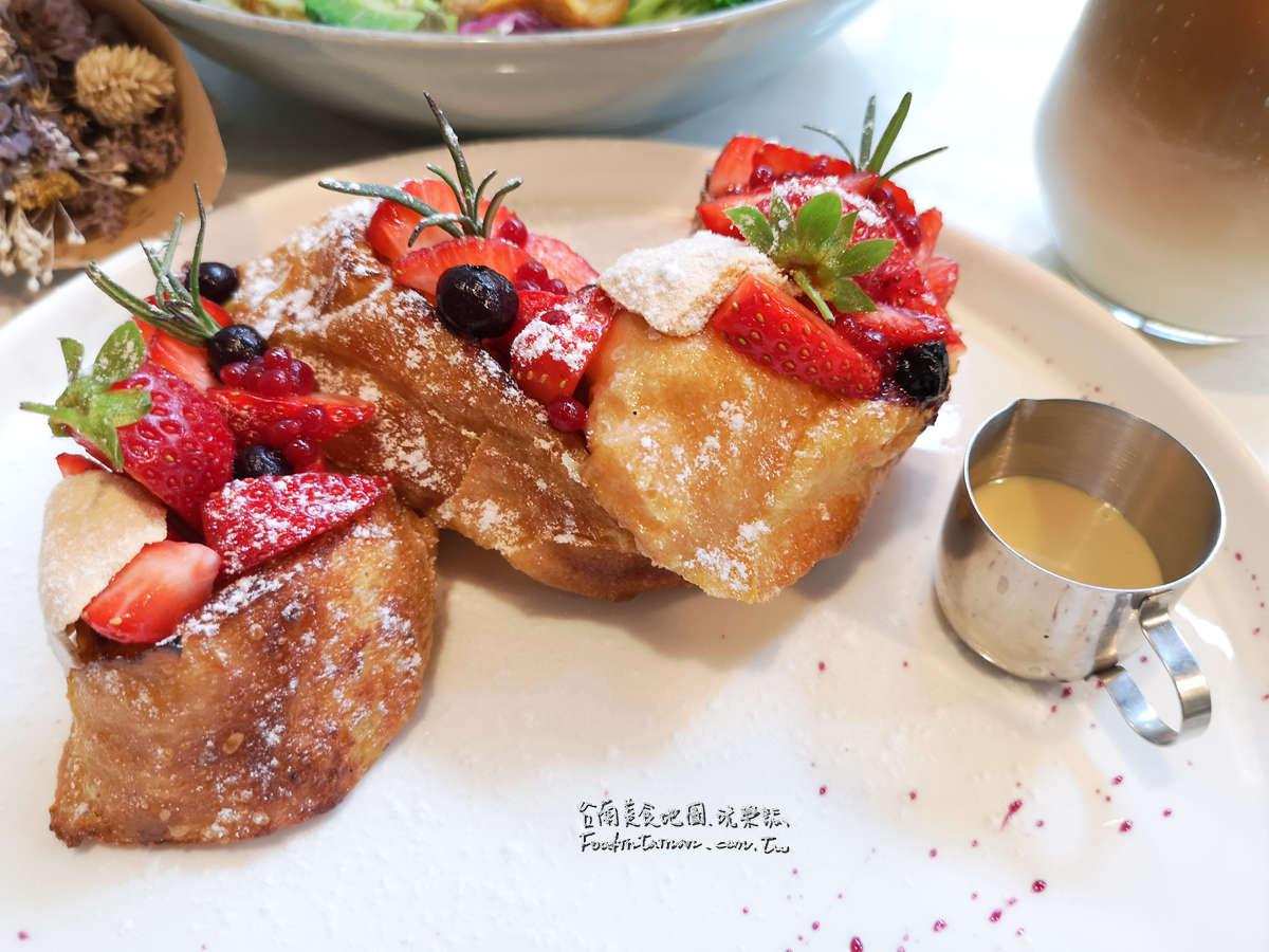 台南早午餐下午茶美食點心推薦-bon.brunch新美街早午餐