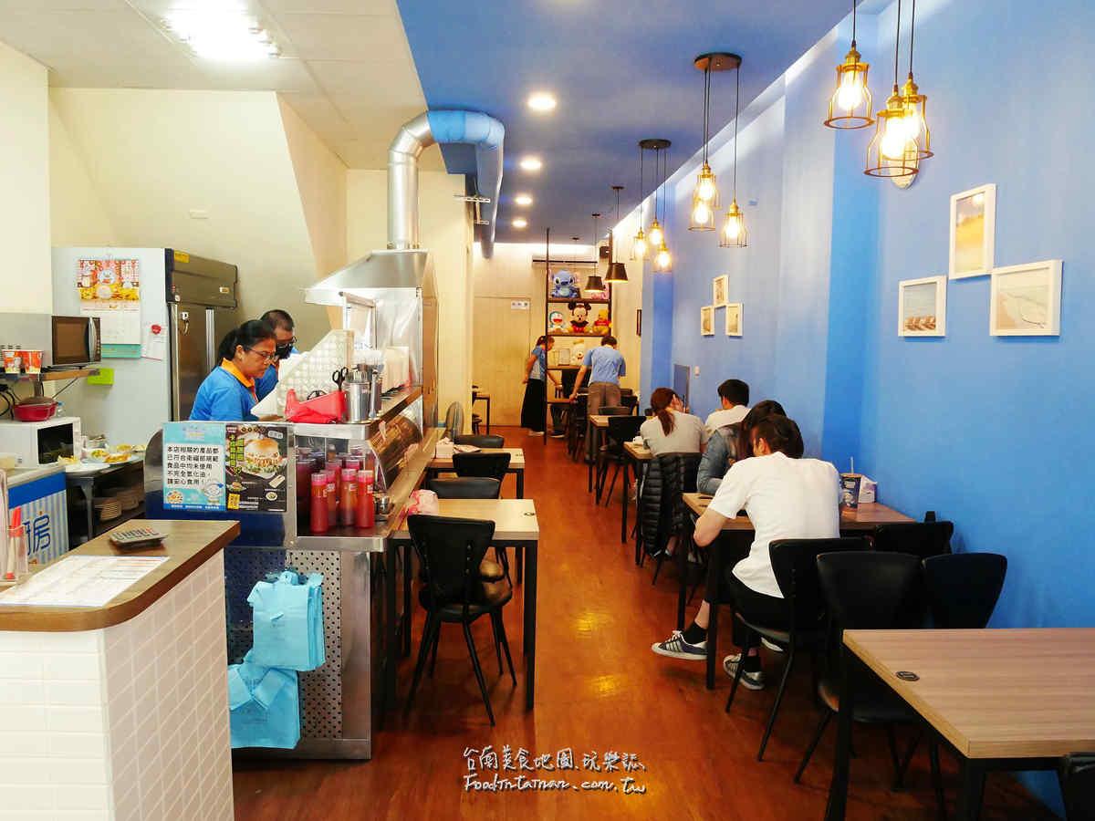 台南平價早餐美食推薦-晨間廚房-崇善店