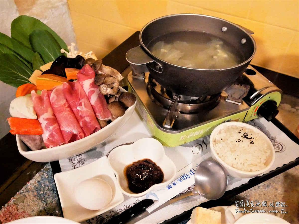 台南推薦平價義大利麵燉飯小火鍋-伊甸風味館
