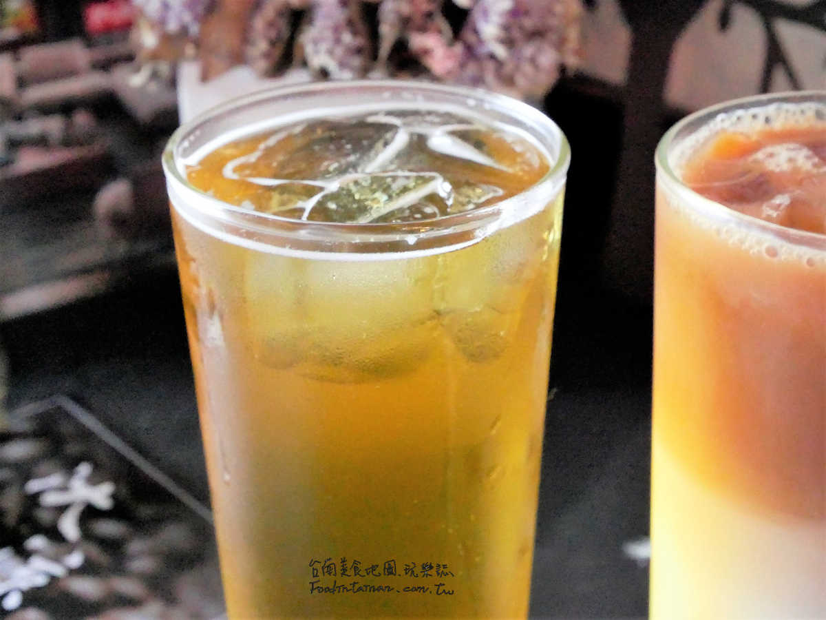 台南早午餐下午茶蛋糕點心推薦-汏凉Tea&Cafe