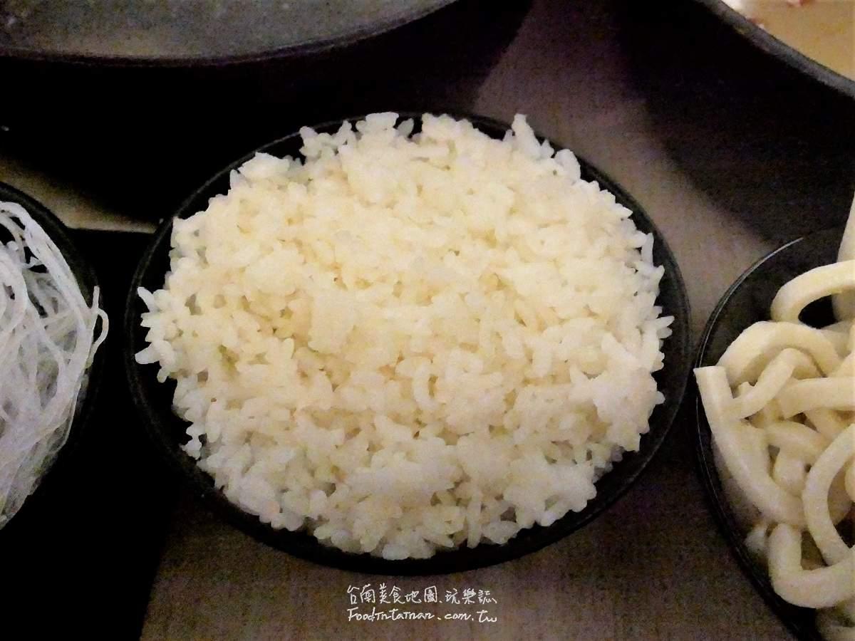 台南美食火鍋推薦100oz盎司大肉盤-一緒に楽精緻日式涮涮鍋台南中成店
