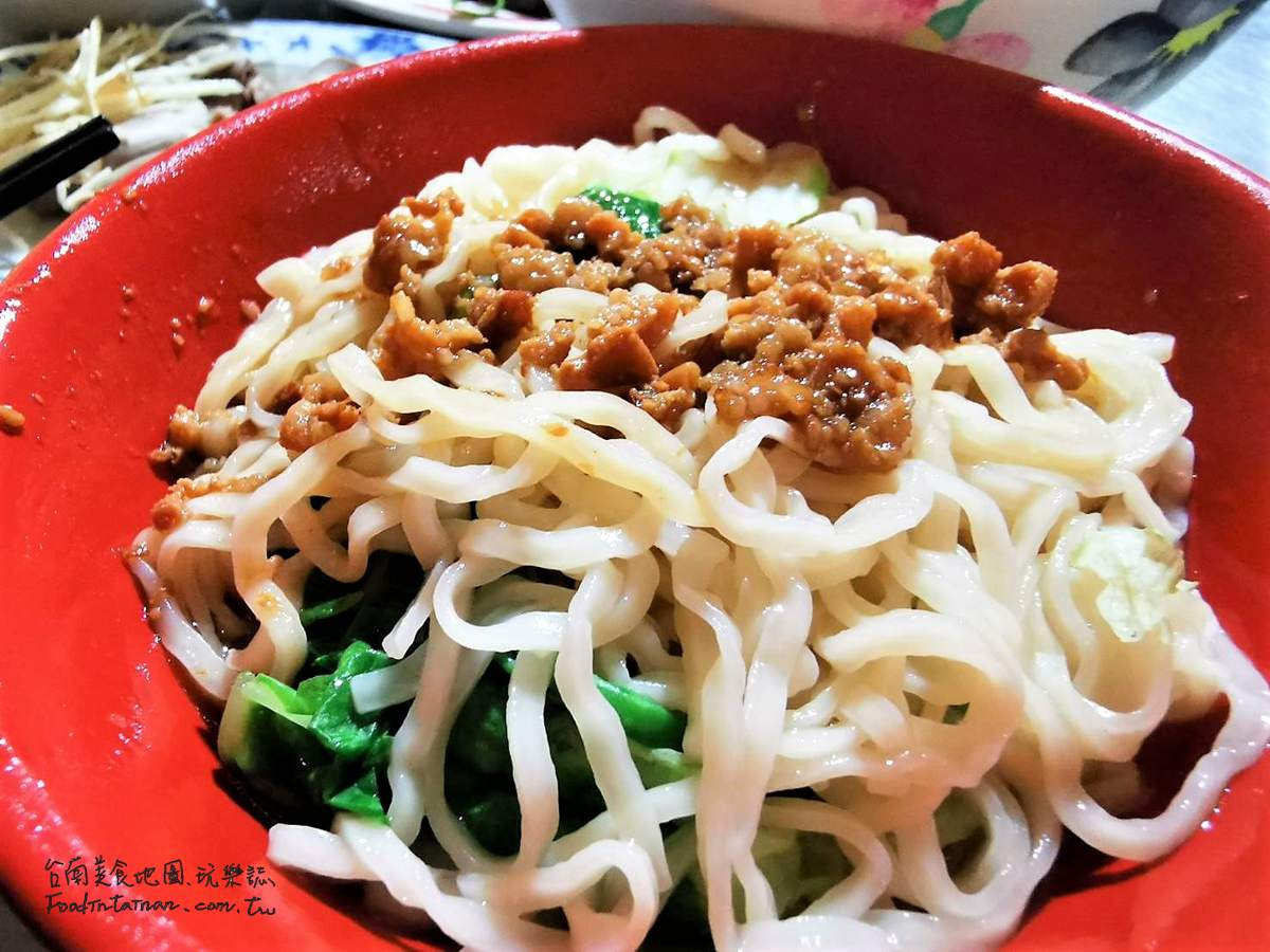 台南東區推薦晚餐宵夜平價美味無名滷味魯味麵攤