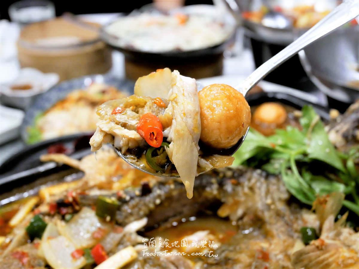 台南推薦公司行號商務聚餐家庭聚會包場慶生新中式料理烤鴨一鴨三吃中華餐廳-滿玥軒