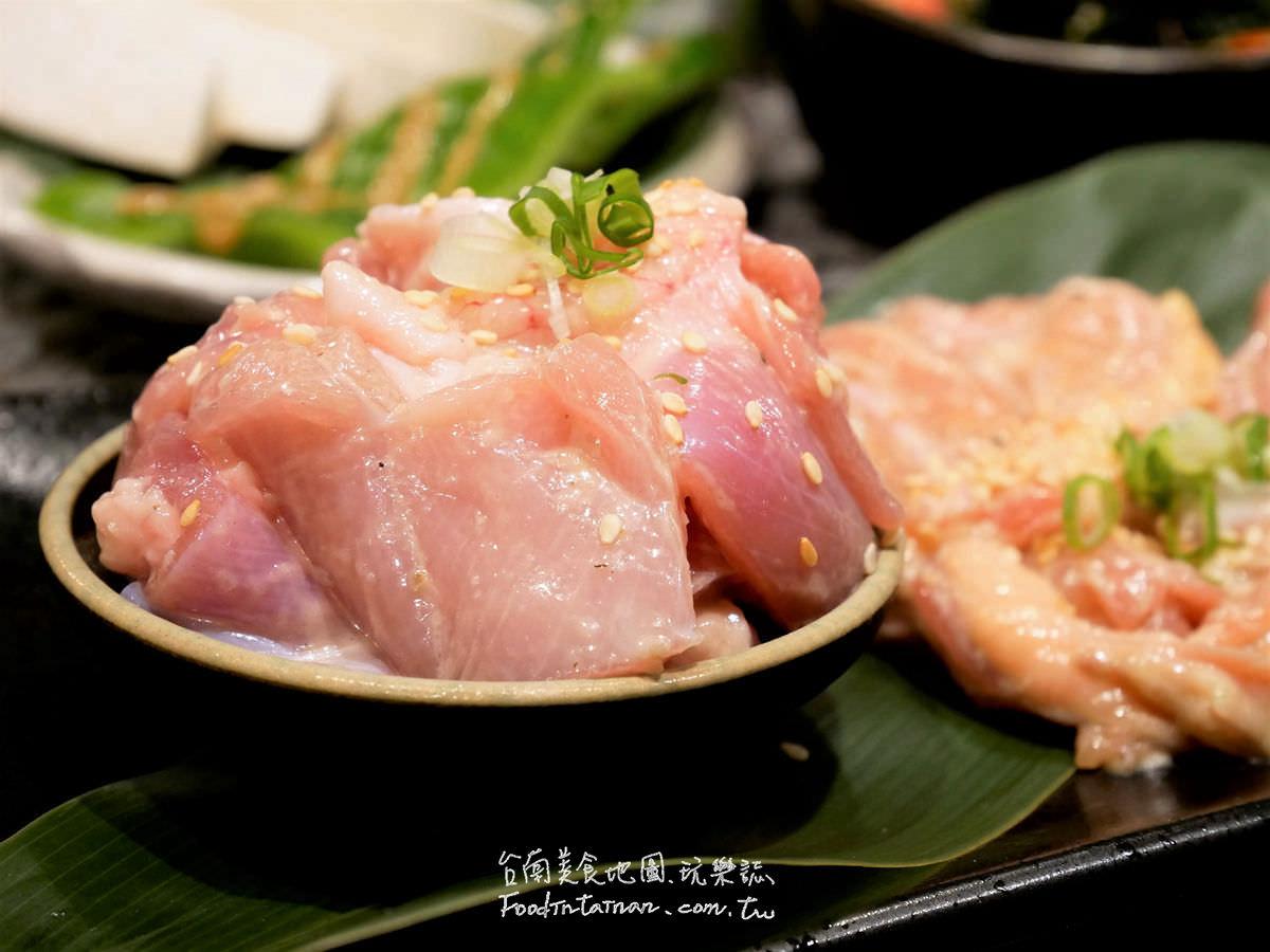 台南推薦優質燒肉烤肉居酒屋美味晚餐-壹心燒肉台南安平店
