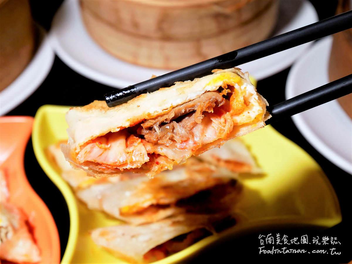 台南推薦平價晚餐宵夜港式點心-巷口宵夜點心-台南金華店