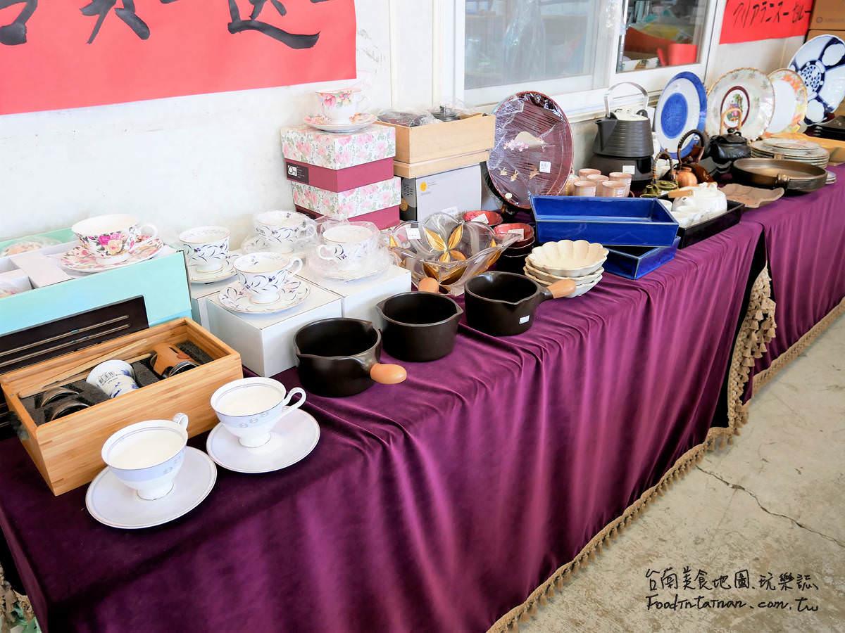 台南推薦全台知名賣場大盤商批發價零售日本韓國進口精品瓷器碗盤組中秋烤肉用具組合-豪記食器しょっき