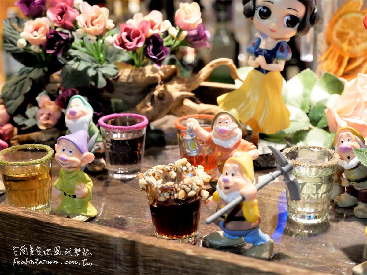 台南推薦預約宵夜舒肥料理餐點童話特調調酒酒吧-Ai-Wei Bistro愛薇餐酒館