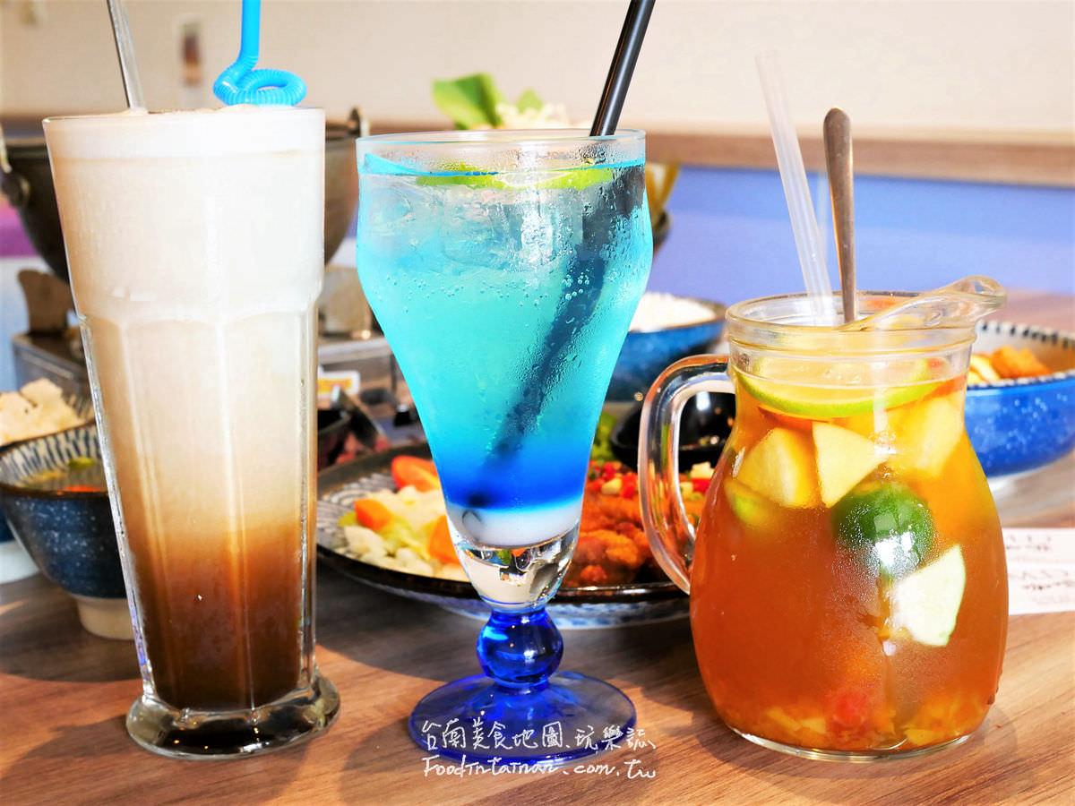 台南善化平價咖啡火鍋簡餐丼飯定食美食推薦午餐便當外送-M.D CAFE 生活館 MD咖啡 COFFE
