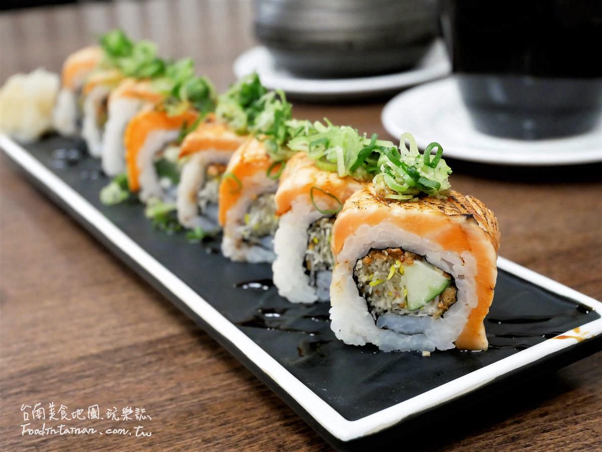 台南安南區平價日式料理台式快炒聚餐餐廳推薦-柳川複合式台日料理