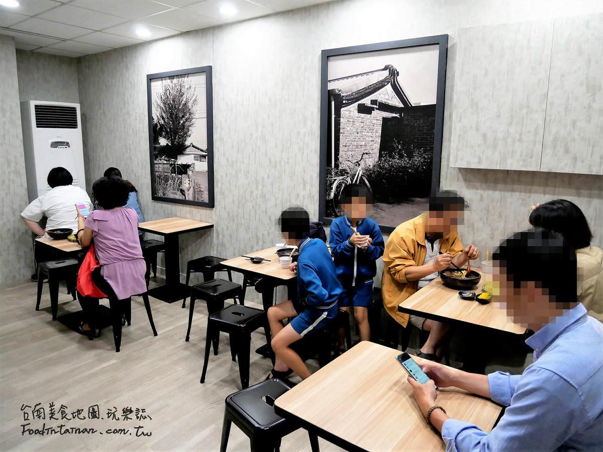 台南永康推薦多肉皮帶牛肉麵冰花雪花園盤煎餃-麵家二眷-永康店