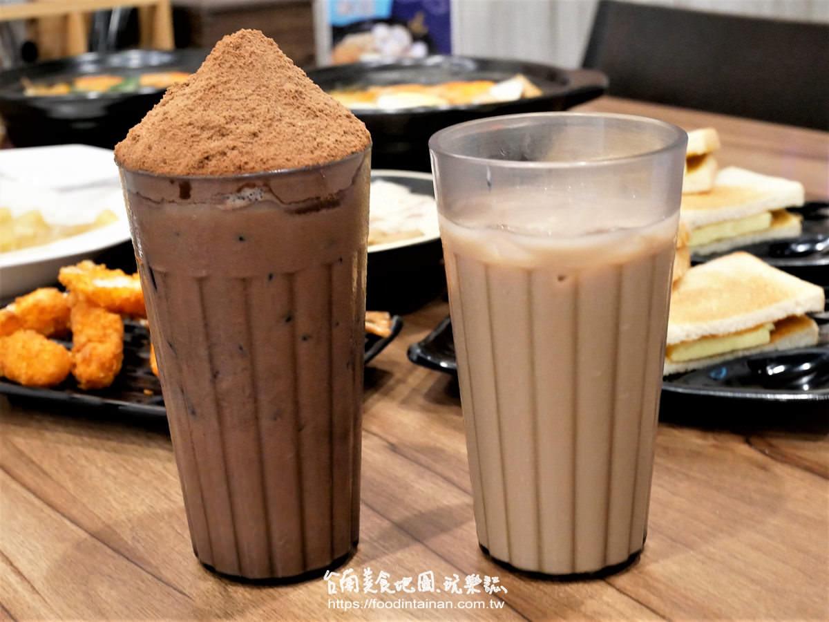 台南安平親子天然美食咖椰吐司推薦-寶貝老闆新加坡叻沙麵