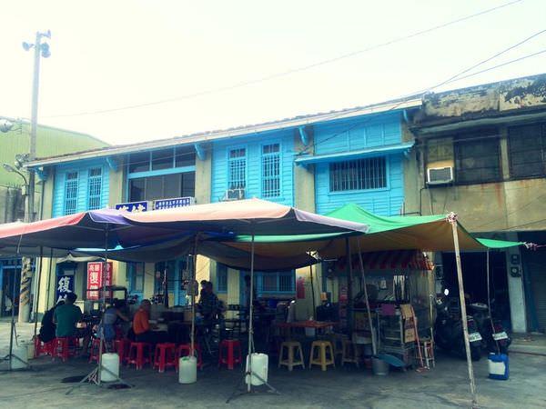 【台南市-六甲區】六甲媽祖廟挫冰  百年老店好粉粿