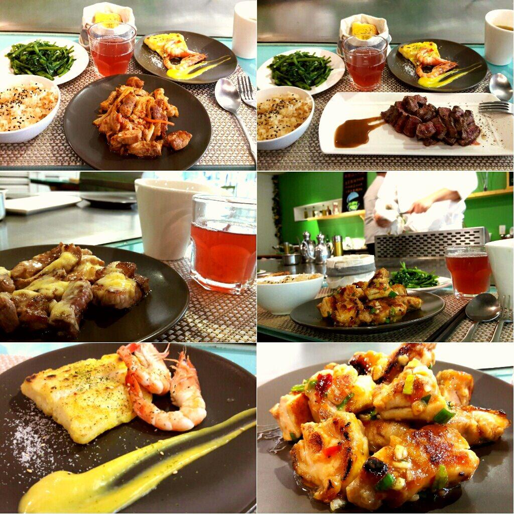 【台南市-南區】HAPPYFOOD樂食鐵板燒  隱藏版超值鐵板燒特餐
