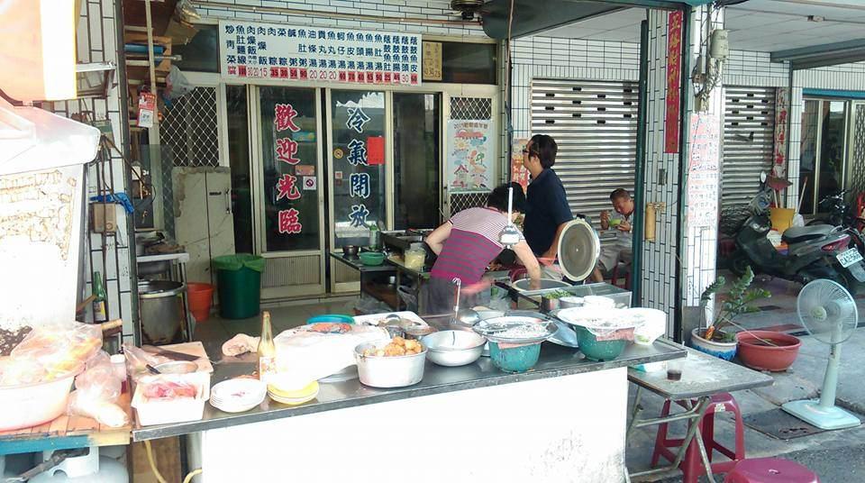 【台南市~安南區】黃 肉燥飯 魚肚魚皮  真正的隱藏版
